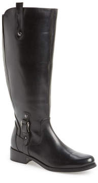 Blondo Venise Waterproof Leather Riding Boot - Wide Width Available