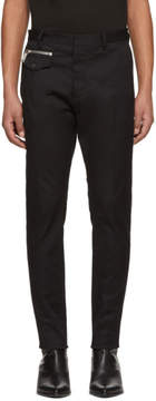 DSQUARED2 Black Hockney Trousers