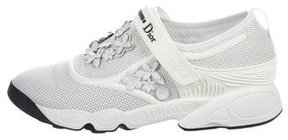 Christian Dior Fusion Perforated Sneakers