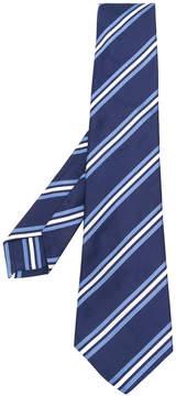 Kiton classic striped tie