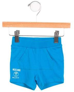 Moschino Boys' Knit Mid-Rise Shorts w/ Tags