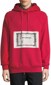 Public School Bobo Graphic French Terry Hoodie
