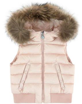 Moncler Sleeveless down jacket - New Kaila