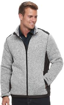 Apt. 9 Men's Sherpa-Lined Hooded Jacket