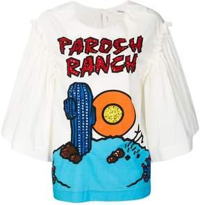 P.A.R.O.S.H. Ranch blouse