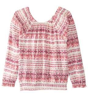 O'Neill Girl's Gypsy Long Sleeve Top (2T6) - 8163136