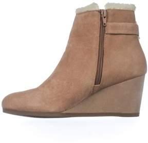 Giani Bernini Womens Pattii Suede Round Toe Mid-calf Fashion Boots.