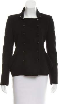 Antonio Berardi Cashmere Double-Breasted Jacket