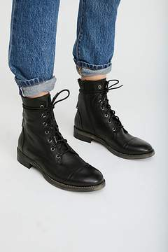 Free People Fp Collection Portland Lace-Up Boot