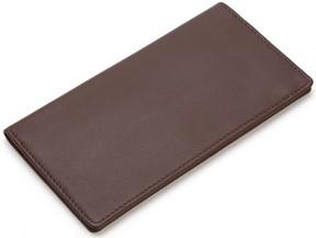 Royce Leather Checkbook & Secretary