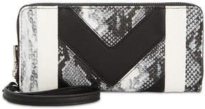 INC International Concepts I.n.c. Averry Zip-Around Wallet