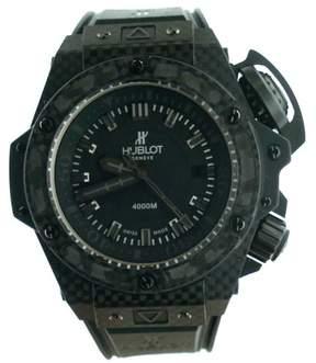 Hublot 731QX1140RX Big Bang King Power Oceanographic Carbon Fiber Mens Watch