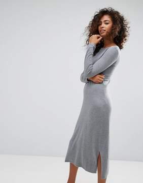 Esprit Midi Knit Dress
