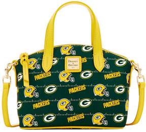 Dooney & Bourke Green Bay Packers Nylon Mini Crossbody Satchel - GREEN - STYLE