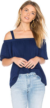 Velvet by Graham & Spencer Augusta Cold Shoulder Top