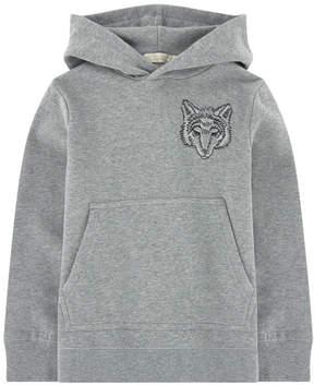 Stella McCartney Organic cotton hoodie - Heath
