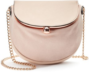 Lauren Conrad Lili Frame Flap Crossbody Bag
