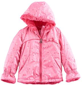 ZeroXposur Toddler Girl Mablee Midweight Transitional Jacket