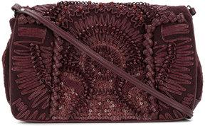 Jamin Puech embroidered shoulder bag