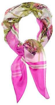 Vince Camuto Car-print Scarf