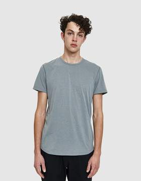 Reigning Champ Powderdry Jersey Tee in Moraine