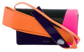 Delpozo Bow-Accented Crossbody Bag w/ Tags
