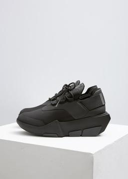 Y-3 Core Black / Solid Grey Women's Mira Sneaker