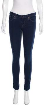 Adriano Goldschmied Low-Rise Jeans