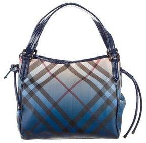 Burberry Ombré Bilmore Bag - BLUE - STYLE