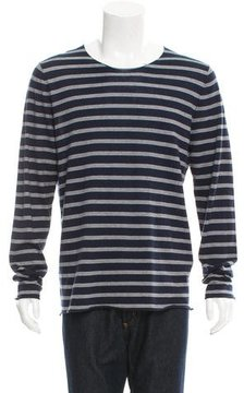 Closed Striped Scoop Neck Sweater w/ Tags