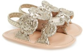 Jack Rogers Infant Girl's 'Lauren' Sandal