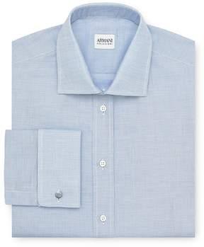 Armani Collezioni Micro Texture Dress Shirt - Regular Fit