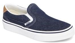 Vans Boy's Denim C&l Slip-On 59 Sneaker
