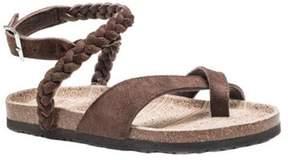 Muk Luks Women's Estelle Ankle Strap Sandal