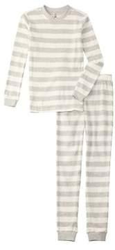 Petit Lem Unisex 2pc Pajama Pant Set.