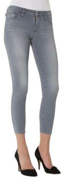 Big Star Alex Mid-Rise Cropped Jeans