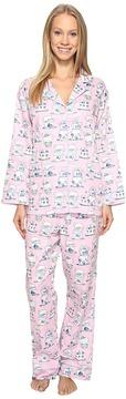 BedHead Long Sleeve Front Pocket Pajama Set