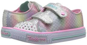 Skechers Shuffles 10912N Lights Girl's Shoes