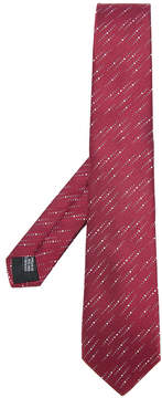 Cerruti dotted pattern tie