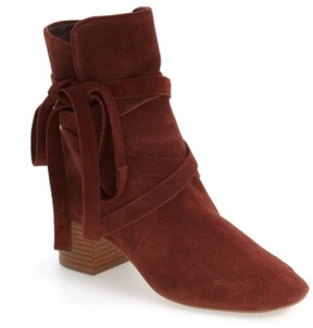 Topshop Women's 'Anabel' Lace-Up Boots