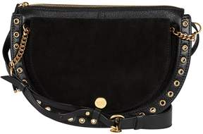 See by Chloe See By Chloéstudded Crescent Shoulder Bag