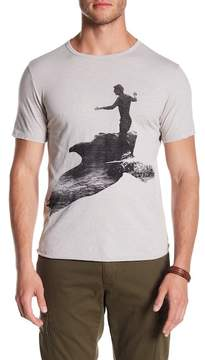 Kinetix Surf Bird Graphic Print Tee