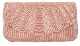 Nina Lacey Beaded Envelope Clutch