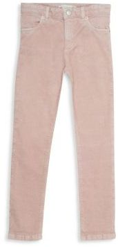 Bonpoint Little Girl's & Girl's Corduroy Buttoned Pants