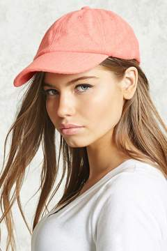 Forever 21 Terry Cloth Baseball Cap
