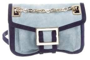Roger Vivier Metro Micro Shoulder Bag