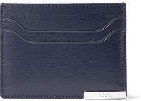 Tod's Full-Grain Leather Cardholder