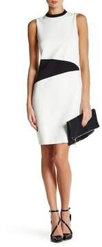 Alexia Admor Modern Black & White Dress