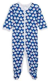 Roberta Roller Rabbit Baby's Pima Cotton Footies