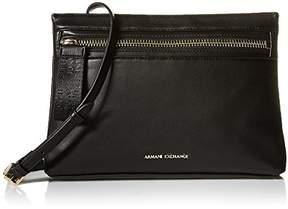 Armani Exchange A X Pu Crossbody Bag